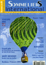 Sommeliers International numéro 111