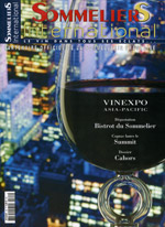 Sommeliers International numéro 122